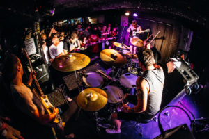 Thee Oh Sees Crowbar 01
